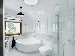 Łazienki w bieli
