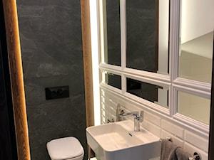 Metamorfoza małej łazienki