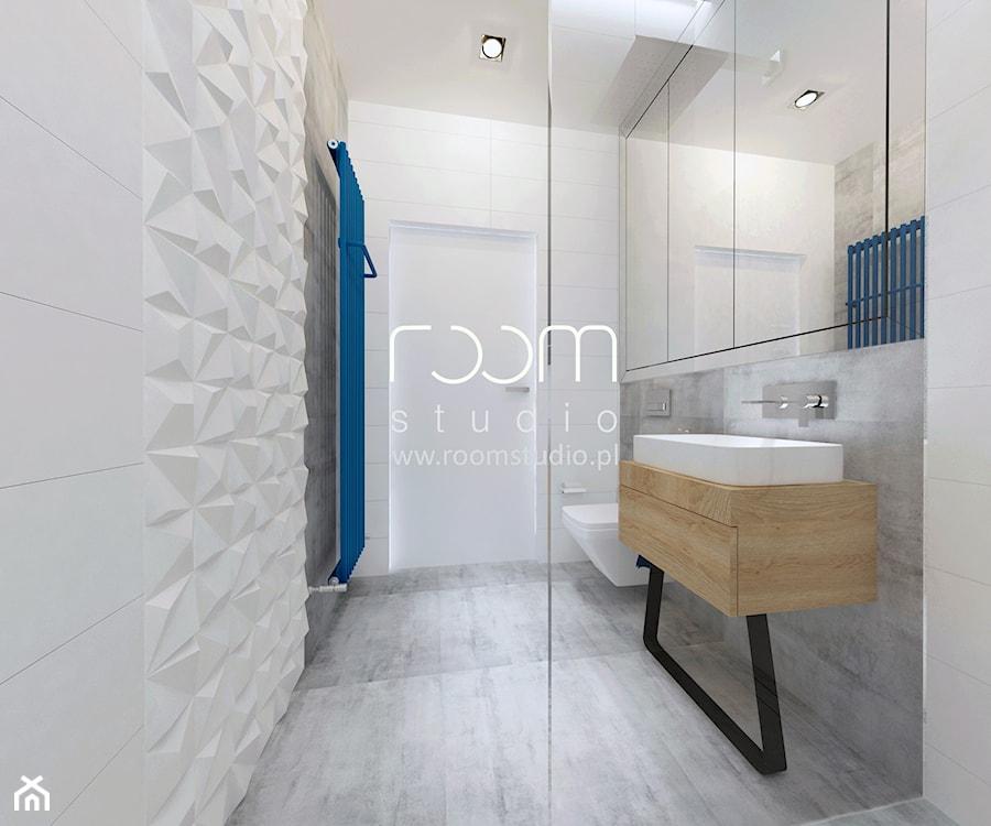Nowoczesne łazienki średnia łazienka Styl Nowoczesny Zdjęcie Od