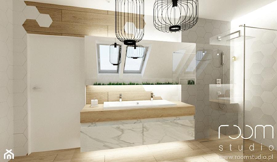 Nowoczesne łazienki łazienka Styl Skandynawski Zdjęcie Od Room
