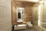 Łazienka - zdjęcie od ROOM STUDIO - Homebook