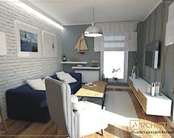 Salon - zdjęcie od ARCHISTIK Studio Projektowe