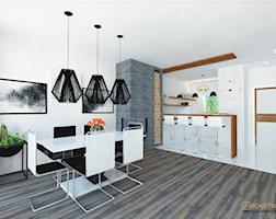 Salon styl Nowoczesny - zdjęcie od ARCHISTIK Studio Projektowe