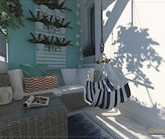 Projekt balkonu - Wałbrzych - zdjęcie od ARCHISTIK Studio Projektowe