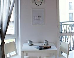 Wnętrze kawalerki - zdjęcie od ARCHISTIK Studio Projektowe - Homebook