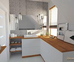 Łazienka styl Nowoczesny - zdjęcie od ARCHISTIK Studio Projektowe