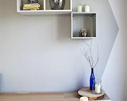 Wnetrze kawalerki - zdjęcie od ARCHISTIK Studio Projektowe - Homebook
