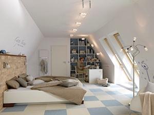 Nowoczesna sypialnia na poddaszu - jak ją urządzić?