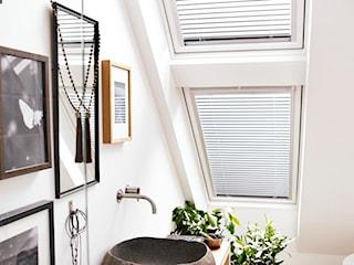 Jakie okno do łazienki na poddaszu?