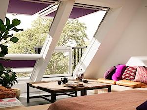 Komfortowe i przyjazne poddasze niezależnie od pory roku. Jak wybierać okna dachowe?
