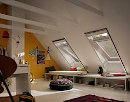 Moskitiery na okna dachowe - Pokój dziecka, styl eklektyczny - zdjęcie od VELUX - Homebook