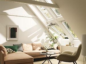 Okna dachowe w zestawach