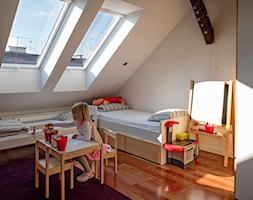 Poddasze - Inspiracje VELUX - Pokój dziecka, styl tradycyjny - zdjęcie od VELUX - Homebook