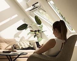System VELUX ACTIVE - Salon - zdjęcie od VELUX - Homebook