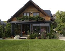 Ogród zimowy Garlica Murowana - Domy, styl rustykalny - zdjęcie od ALPINA Ogrody zimowe ,. oranżerie, zadaszenia, szkło architektoniczne - Homebook
