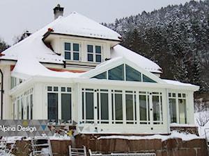 Ogród zimowy, Norwegia