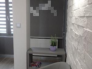 Lico ceglane New York Loft 3D w przedpokoju - zdjęcie od Retrocegla.pl