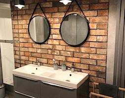Lico gotyckie w łazience #3 - zdjęcie od Retrocegla.pl