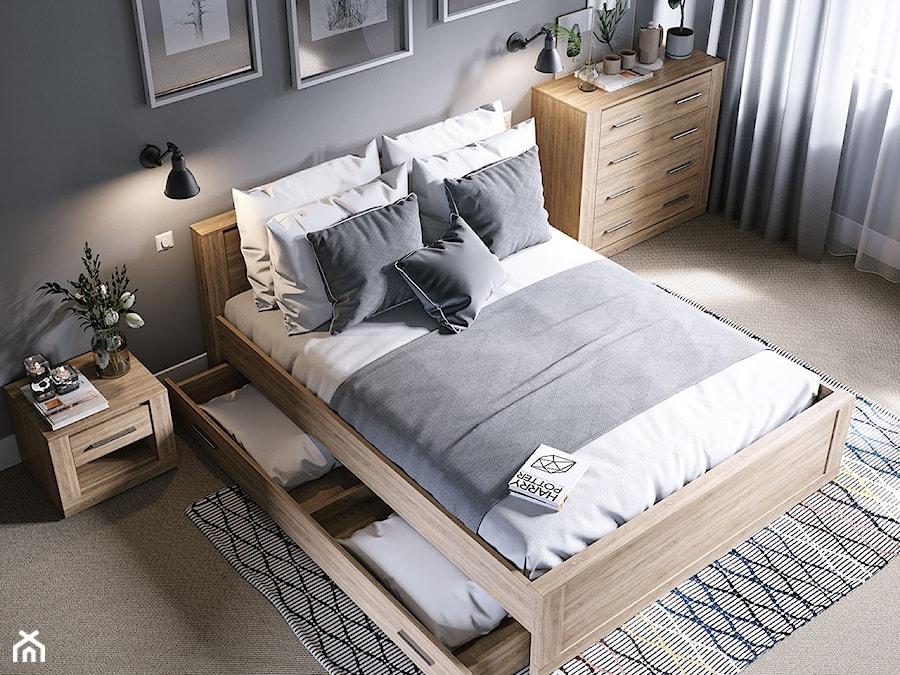 Meble do sypialni Idea IX - zdjęcie od MIRJAN24.pl