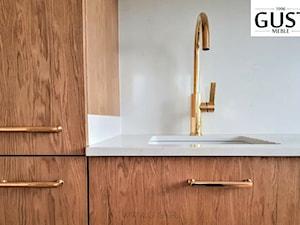 Kuchnia, styl art deco - zdjęcie od GUST MEBLE