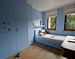 Dom przy lesie - Sypialnia, styl tradycyjny - zdjęcie od We-ska design. - Homebook