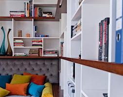 W starych sosnach - Sypialnia, styl industrialny - zdjęcie od We-ska design. - Homebook