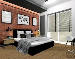 Sypialnia+-+zdj%C4%99cie+od+SKAZANI+NA+DESIGN+Studio+Architektury