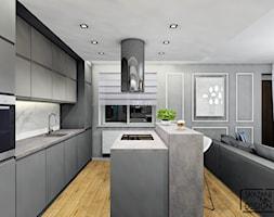 Kuchnia+-+zdj%C4%99cie+od+SKAZANI+NA+DESIGN+Studio+Architektury