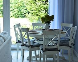 biały stół - zdjęcie od od inspiracji do realizacji