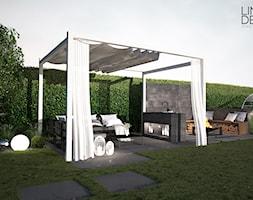 Ogród przydomowy w Solcu - zdjęcie od Line Design