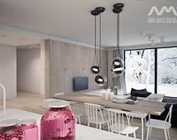 Lampy Wiszące Nad Stół Do Salonu Pomysły Inspiracje Z