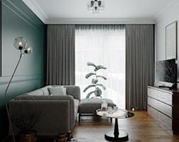 Salon+-+zdj%C4%99cie+od+Architektura+wn%C4%99trz+Sylwia+Woch