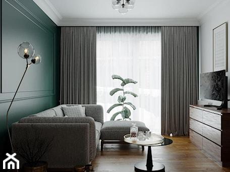 Aranżacje wnętrz - Salon: Stylowe mieszkanie - Salon, styl eklektyczny - Architektura wnętrz Sylwia Woch. Przeglądaj, dodawaj i zapisuj najlepsze zdjęcia, pomysły i inspiracje designerskie. W bazie mamy już prawie milion fotografii!
