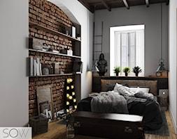 Sypialnia+-+zdj%C4%99cie+od+Architektura+wn%C4%99trz+Sylwia+Woch
