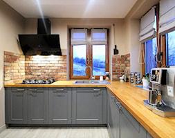 Kuchnia Z Drewnianą Podłogą Aranżacje Pomysły Inspiracje