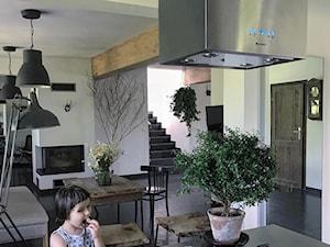 BOGUSIAS DREAM12: okap Toredo Isola w kuchni @bogusias_dream12