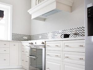 HOUSE LOVES: okap Loteo 80.3 White w kuchni House Loves