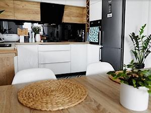 My Hygge My Home: okap Mirida 90.3 Black w kuchni @my_hygge_my_home