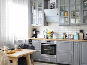 SMYK W KUCHNI: okap Mirida 60.3 White w projekcie Smyk w Kuchni
