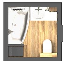 Łazienka z dodatkiem zielonego - zdjęcie od Unicad Design