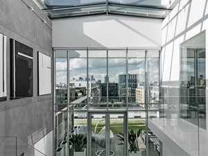 nowoczesny salon - zdjęcie od ON/OFF Architekci
