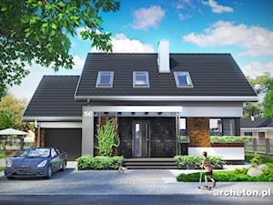 ARCHETON - Projekty i budowa domów - Architekt budynków