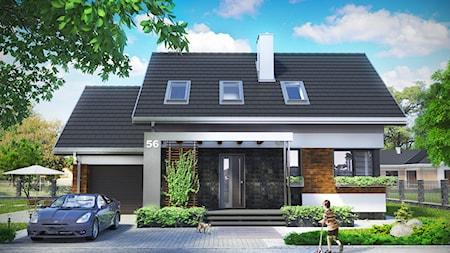 ARCHETON - Projekty i budowa domów