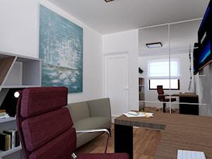 Mieszkanie w fiolecie Pantone 2018