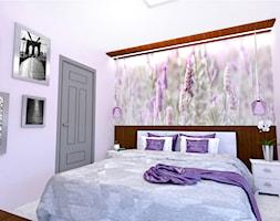 Sypialnia Fiolet