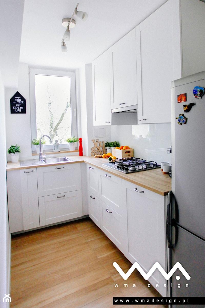 kuchnia  home staging  zdjęcie od WMA Design -> Inspiracje Kuchni Nowoczesnych