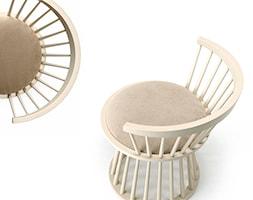 Krzesła do rustykalnej kuchni - zdjęcie od Green Valley Meble Premium - Homebook