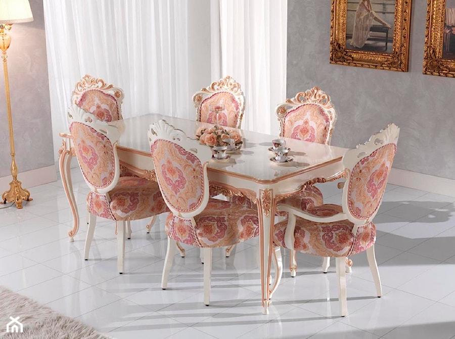 Stol I Krzesla Do Luksusowej Jadalni Zdjecie Od Green Valley Meble