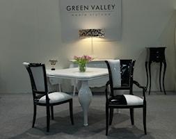 Krzesła i stoły Glamour - zdjęcie od Green Valley Meble