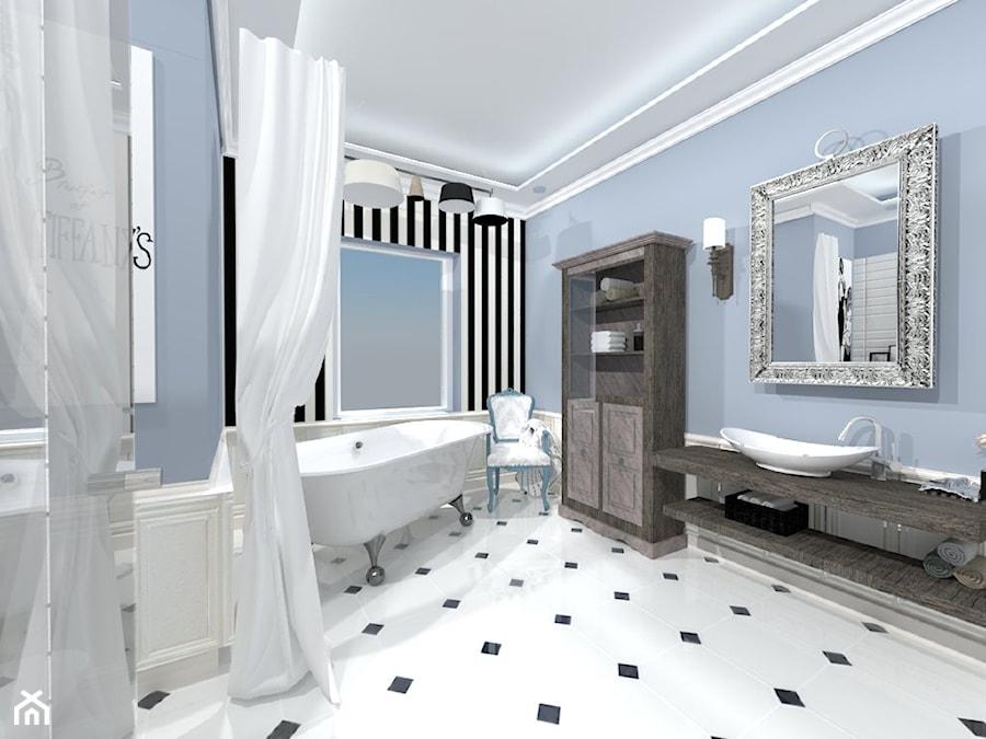 łazienka W Stylu Francuskim łazienka Styl Prowansalski